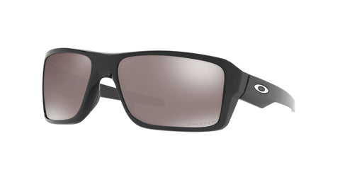 Lentes Oakley Double Edge Polished Black / Prizm Black Polarized OO9380-08