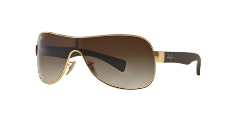 Lentes Mujer Ray-Ban Gold / Brown Gradient RB 3471 001/13 32