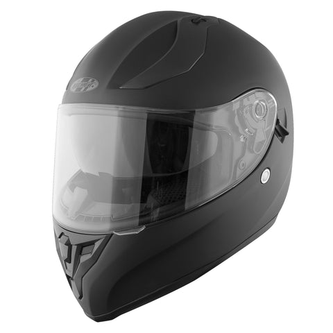Casco Integral Joe Rocket Rkt 14 Solid Black Negro Mate