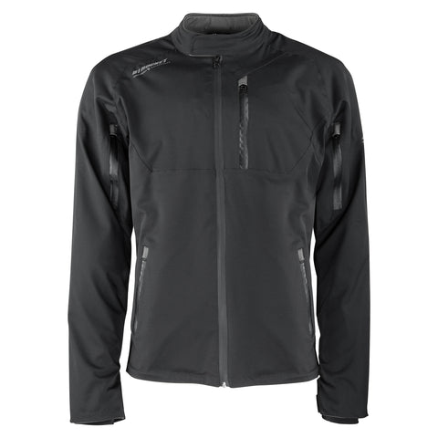 Chamarra Joe Rocket Moto Whistler Impermeable Negra