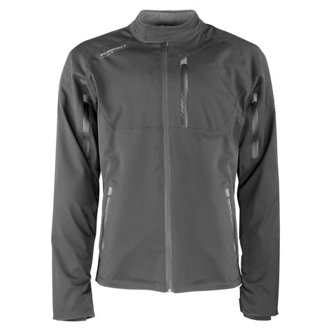 Chamarra Joe Rocket Moto Whistler Impermeable Gris