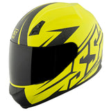 Casco Integral SS700 Hammer Down Speed & Strength Hi-Vis