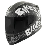 Casco Integral SS1310 Speed & Strength Biker Blood Black/Gry