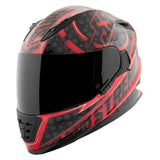 Casco Integral SS1600 Speed & Strength Sure Shot Red/Black