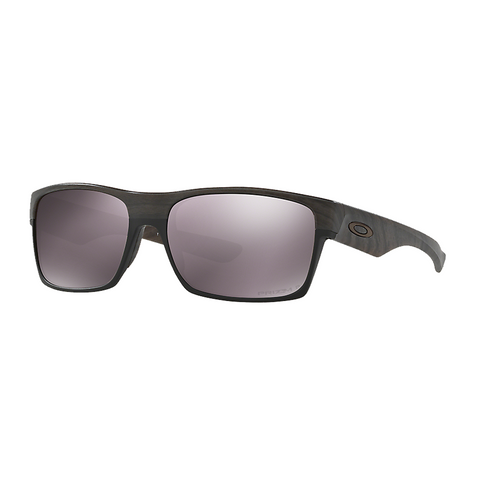 Oakley Two Face Woodgrain - Prizm Daily Polarized OO9189-34