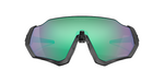 Oakley Flight Jacket Matte Steel / Prizm Road Jade OO9401-15