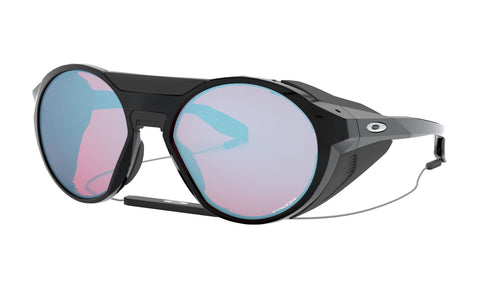 Oakley Clifden Polished Black / Prizm Snow Sapphire OO9440-02