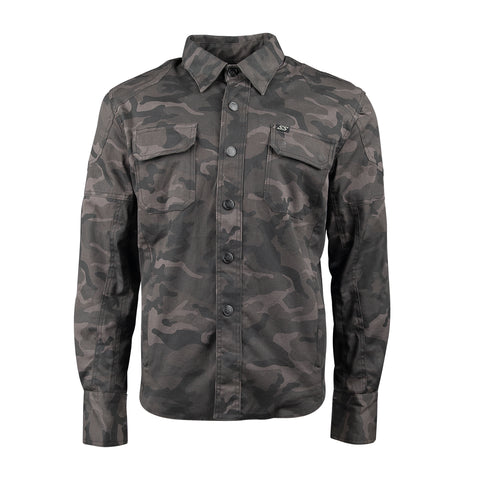 Camisa protecciones Moto Speed & Strength Call to Arms Camo