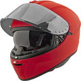 Casco Integral Joe Rocket Rkt 15 ION Red - Iridium Silver
