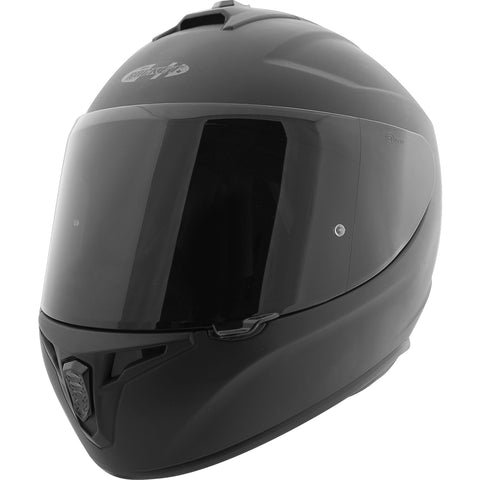Casco Integral Joe Rocket RKT 8 Solid Matte Black / Negro Mate