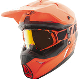 Casco Moto Cross Joe Rocket Rkt 22 Racing Orange