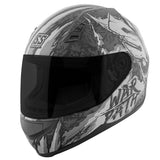Casco Integral SS700 Speed & Strength War Path Black / Grey