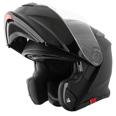 Casco Abatible Modular Joe Rocket RKT 18 Series Alter Ego Negro Mate