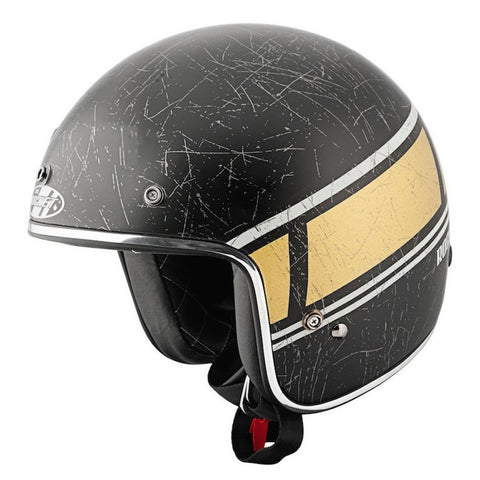 Casco Abierto 3/4 Joe Rocket  RKT 600 Strobe