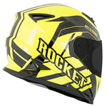 Casco Integral Joe Rocket RKT 13 Series Northern Lights Neón / Negro