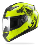 Casco Integral LS2 FF352 Rookie Fan Road Amarillo