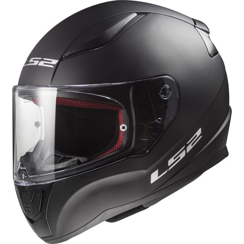 Casco Integral LS2 FF353 Rapid Solid Negro Mate