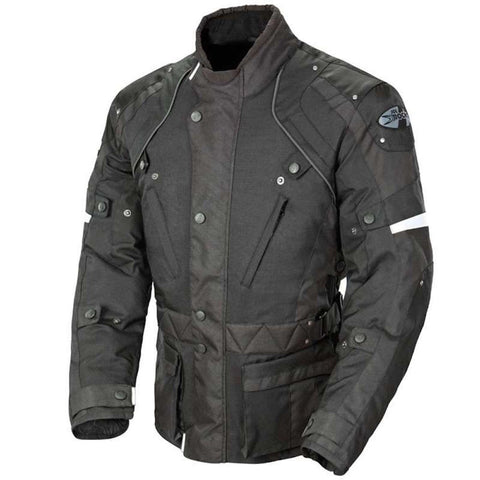 Chamarra Impermeable Joe Rocket Ballistic Revolution Negro