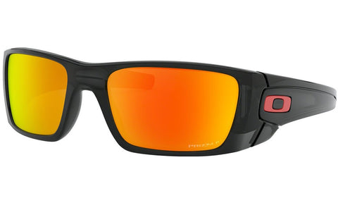 Oakley Fuel Cell Black Ink / Prizm Ruby Polarized OO9096-K0