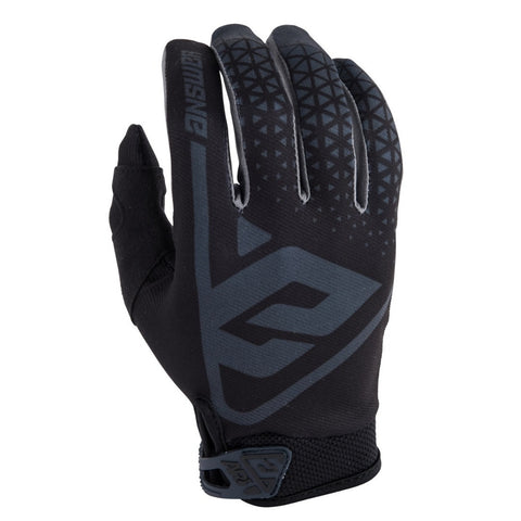 Guantes Answer AR1 Moto Cross Negro / Gris