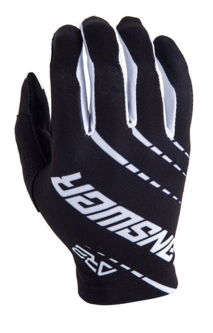 Guantes Answer Ar2 Moto Cross Negro