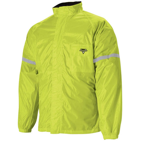 Impermeable Nelson Rigg WP-8000 Weather Pro Neón