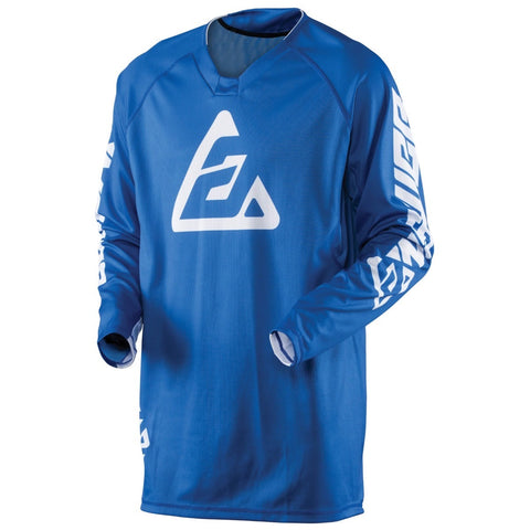Jersey Answer Elite Azul A18 Moto Cross