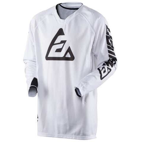 Jersey Answer Elite Blanco A18 Moto Cross