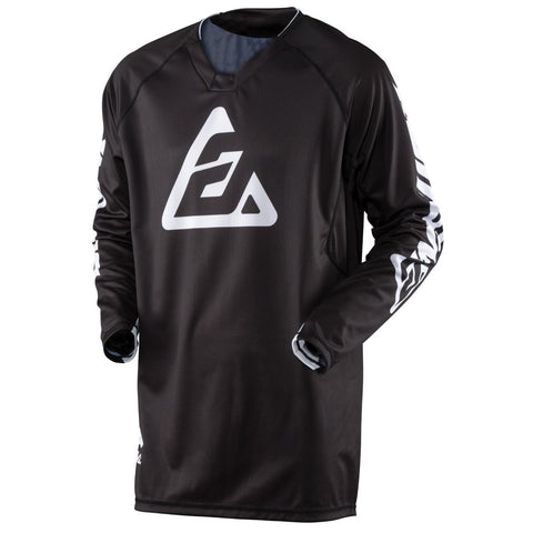Jersey Answer Elite Negro A18 Moto Cross