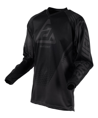 Jersey Answer Syncron Drift Carbón / Negro Moto Cross