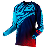 Kit Jersey Y Pantalon Answer Syncron Flow Azul / Aqua