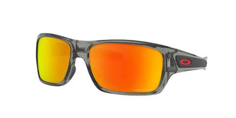 Oakley Turbine Grey Ink - Prizm Ruby Polarized OO9263-57
