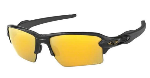 Lentes Oakley Flak 2.0 XL Polished Black / Prizm 24k Iridium OO9188-95
