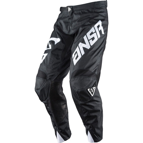 Pantalón Answer A18 Elite Negro Moto Cross