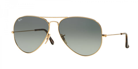 Ray-Ban Aviator RB 3025 181/71 58 Gold / Grey Gradient