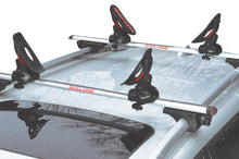 Load image into Gallery viewer, Malone SaddleUp Pro Kayak Carrier with Tie-Downs - Saddle Style - Rear Loading - Jawz Hardware