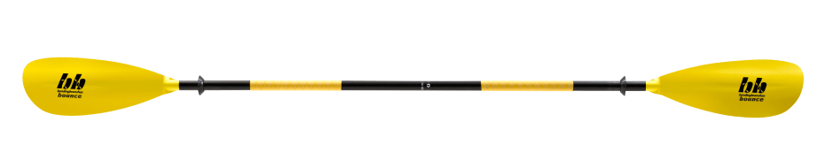 Bending Branches Bounce Recreational Kayak Paddle