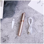 Electric Eyebrow Trimmer USB Charger