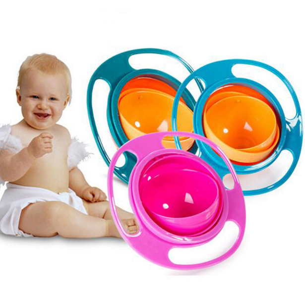 Anti Spill Baby Bowl