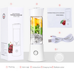 Portable electric juice cup 480ml
