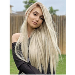 Hot sale Tara Synthetic Lace Front Wig