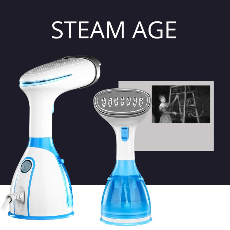Fast new steam iron