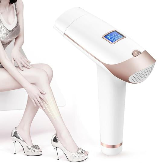 PERMANENT DEPILATION LASER