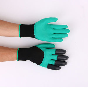 Digging Planting Garden Gloves
