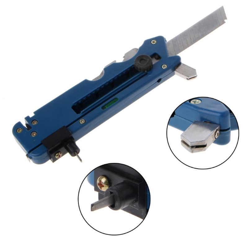 Multifunctional Glass & Tile Cutter