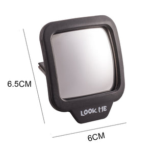 Car Back Seat Rear Mirror(2pcs)