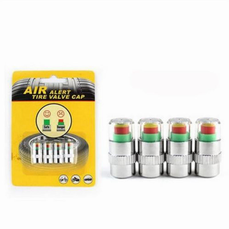 Auto Car Tire Air Pressure Monitor Alert Indicator
