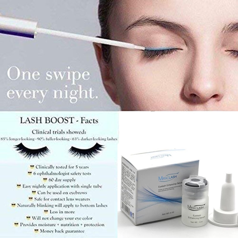 Eyebrow& Eyelash Growth Serum