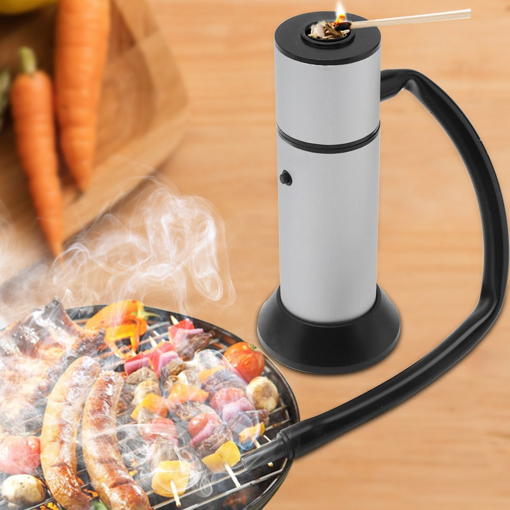 FlavaKing® Portable Food Smoker