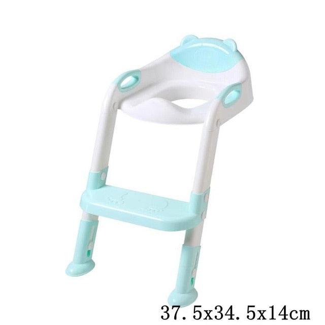 Baby Adjustable Loo Ladder